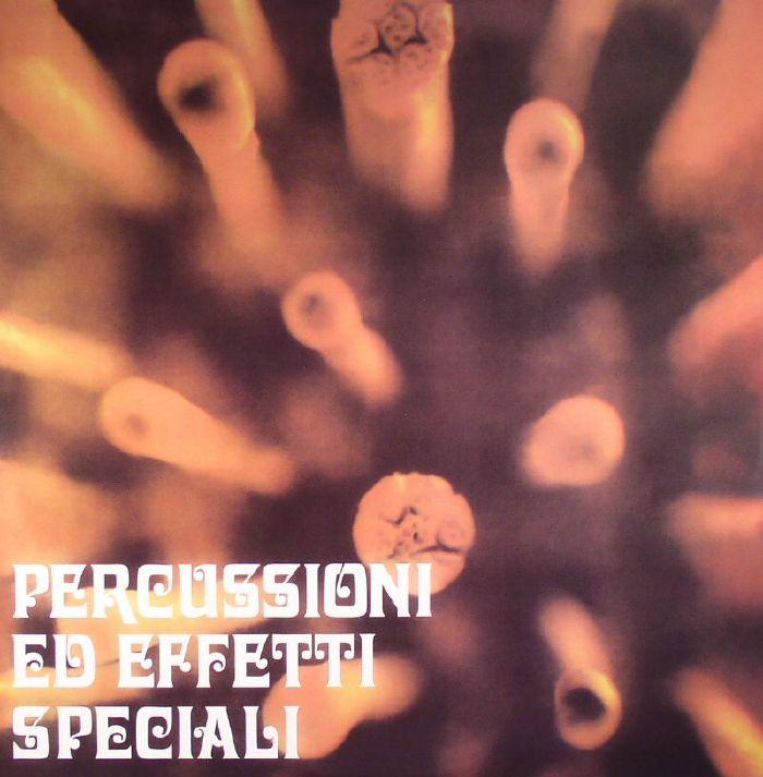 UMILIANI, Piero - Percussioni Ed Effetti Speciali (Soundtrack)