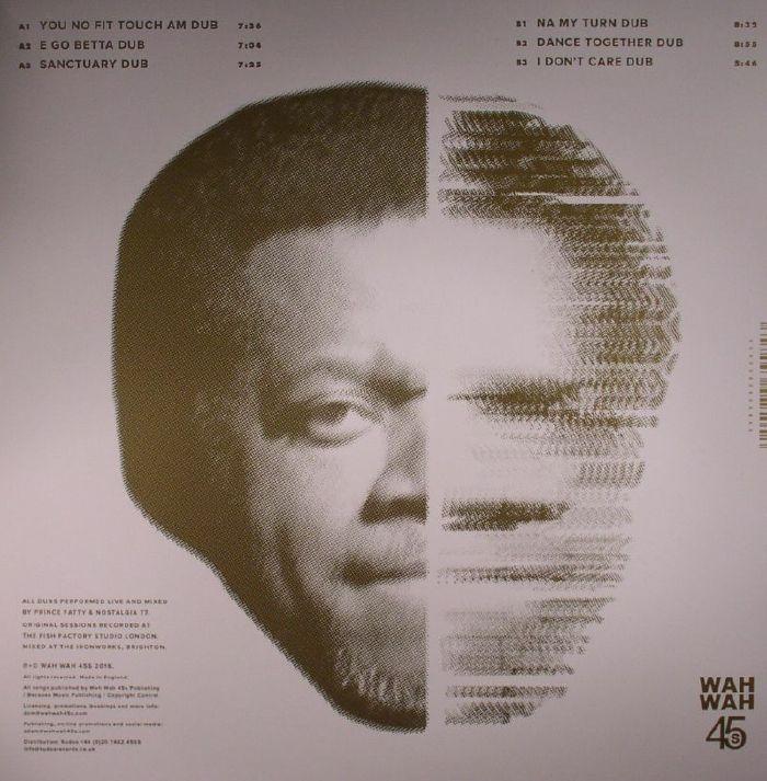 SOSIMI, Dele meets PRINCE FATTY/NOSTALGIA 77 - You No Fit Touch Am In Dub