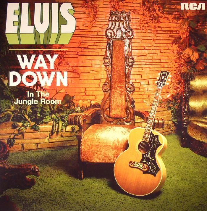 PRESLEY, Elvis - Way Down In The Jungle Room