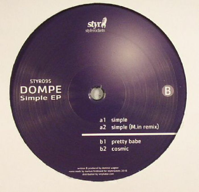 DOMPE - Simple EP
