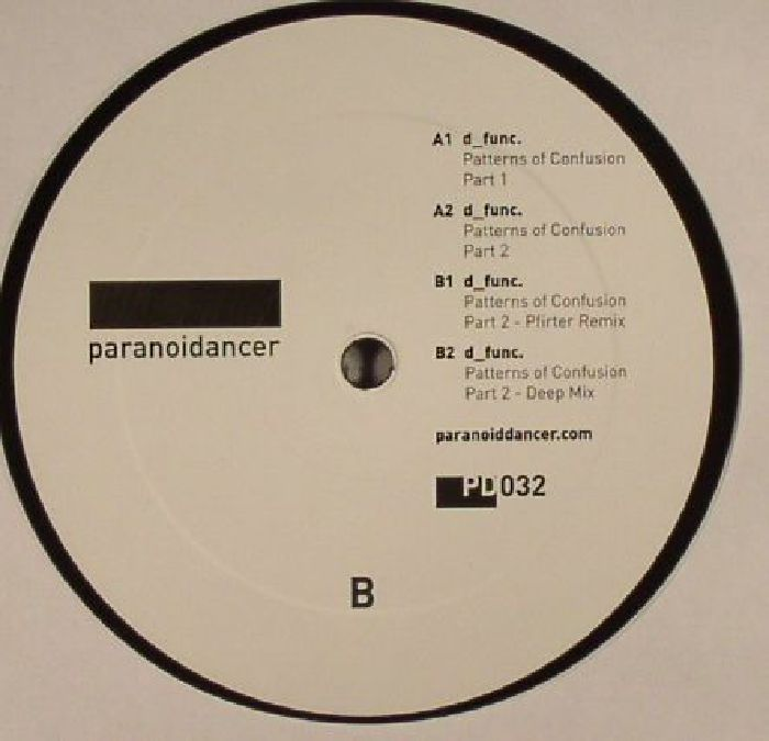 D FUNC - Patterns Of Confusion