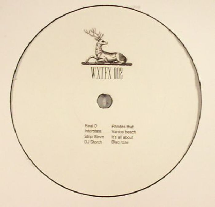 REAL D/INTERSTATE/STRIP STEVE/DJ STORCH - Waxtefacts 002