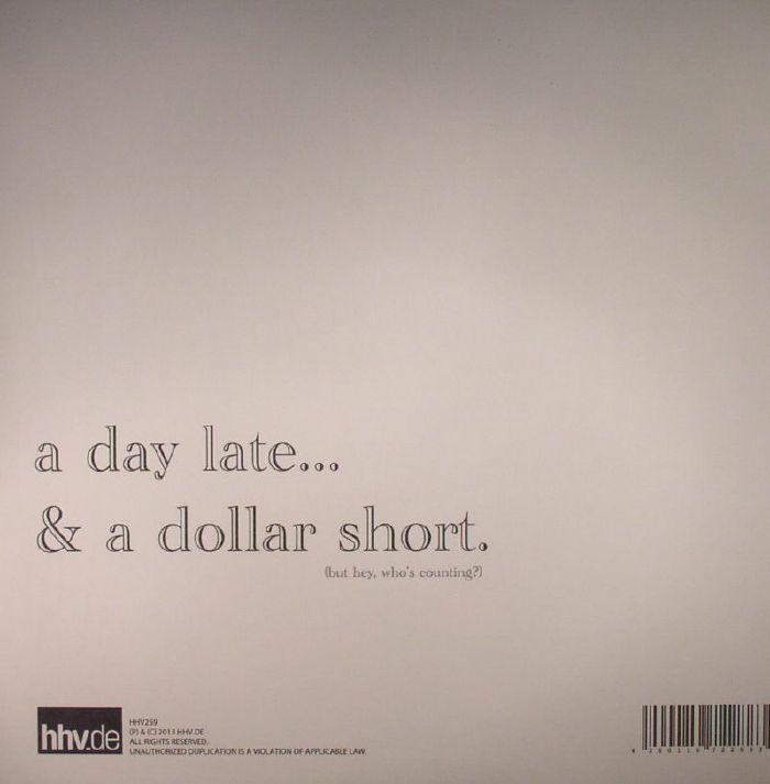 SENE/BLU - A Day Late & A Dollar Short