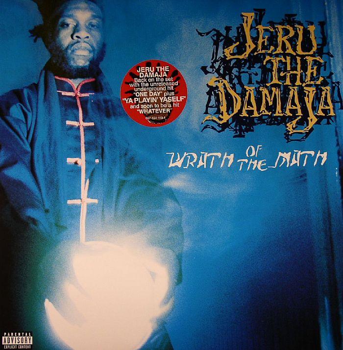 Jeru Tha Damaja Wrath Of The Math Vinyl At Juno Records
