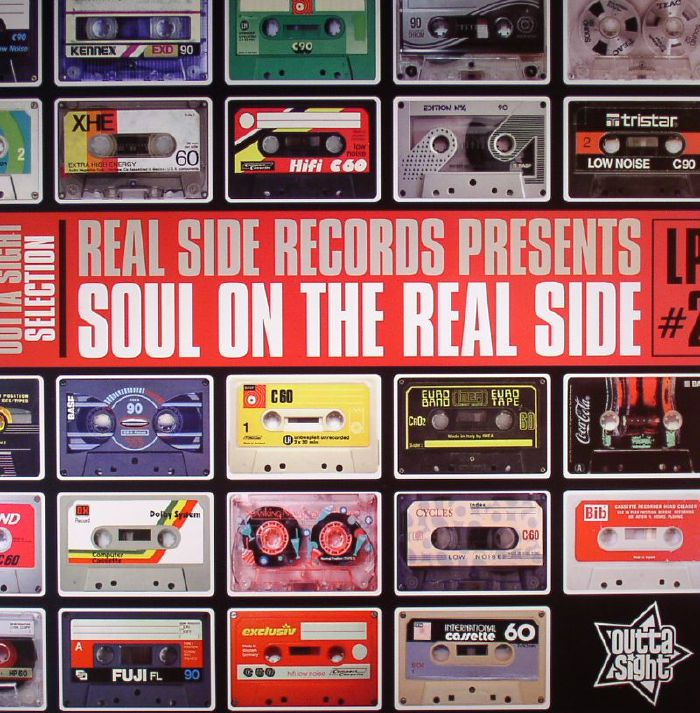 VARIOUS - Realside Records Presents Soul On The Real Side #2