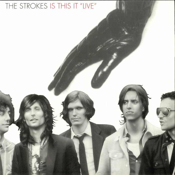 STROKES, The - Is This It: Live