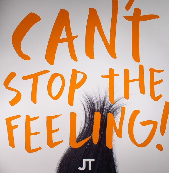 TIMBERLAKE, Justin - Can't Stop The Feeling!
