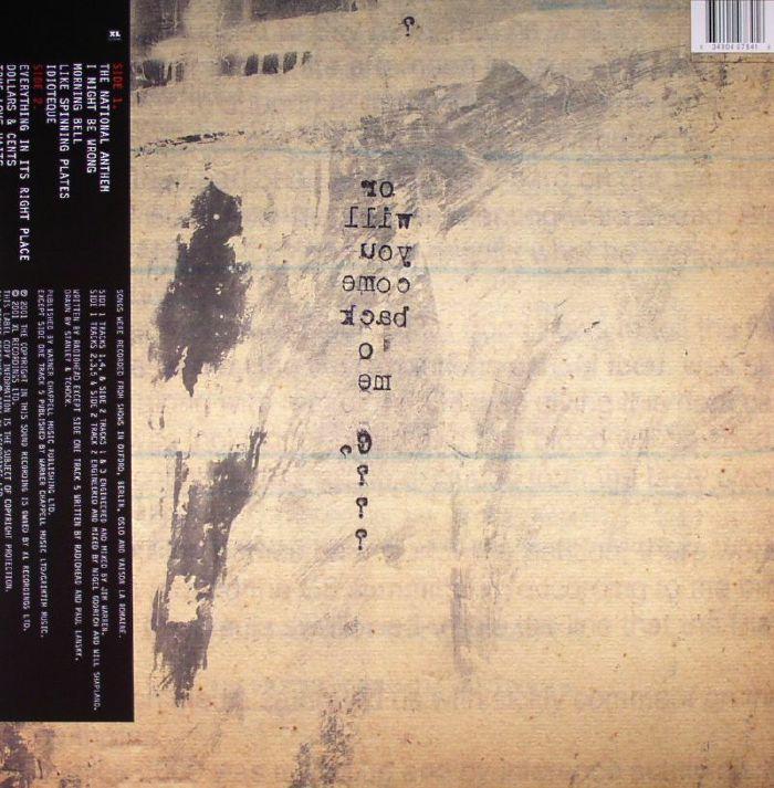 RADIOHEAD - I Might Be Wrong: Live Recordings