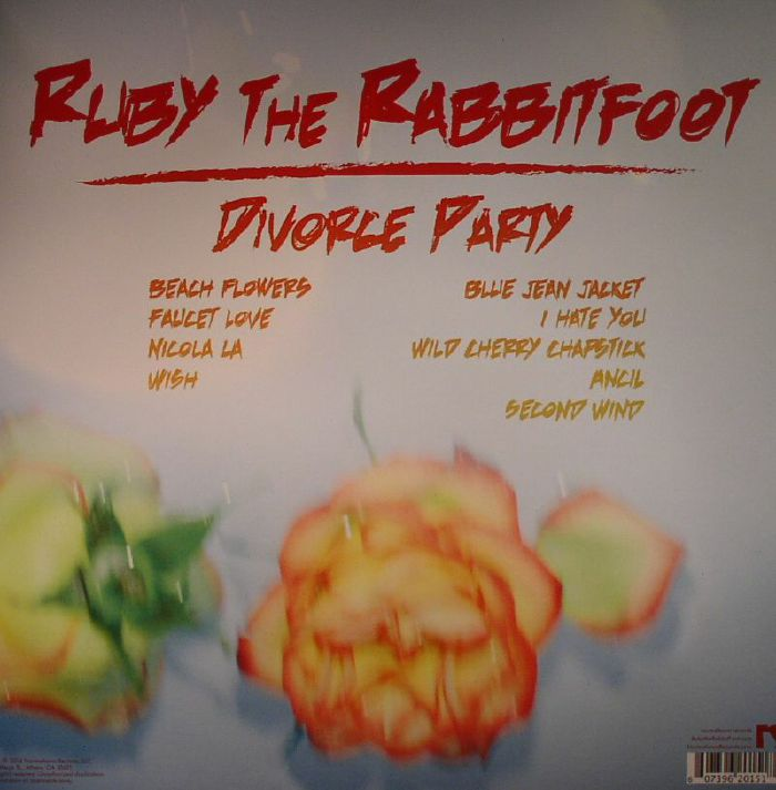 RUBY THE RABBITFOOT - Divorce Party