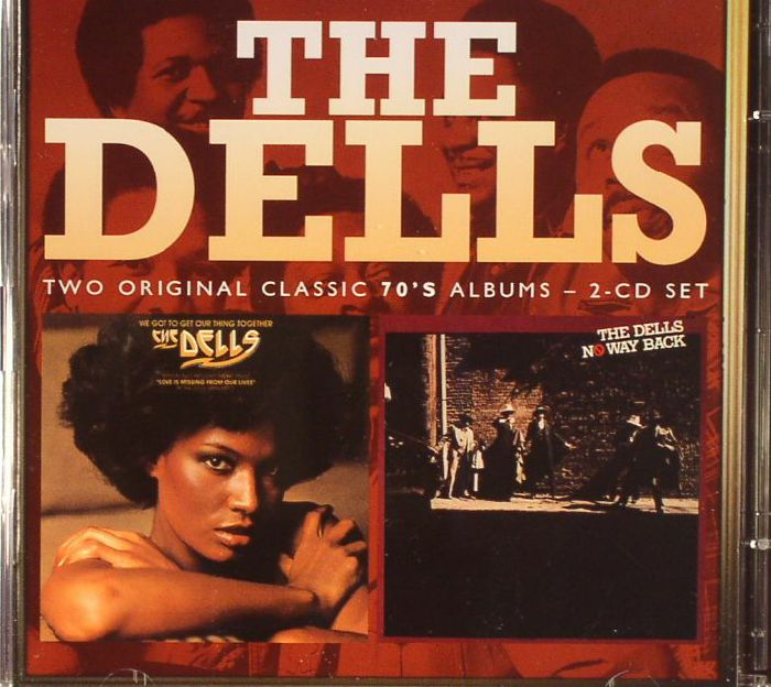 DELLS, The - We Got To Get Our Thing Together/No Way Back