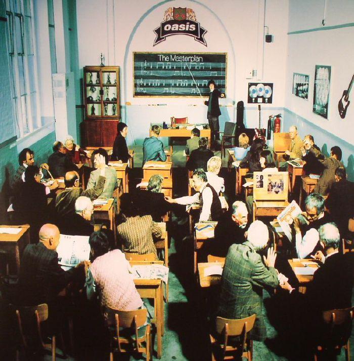 OASIS The Masterplan vinyl at Juno Records.