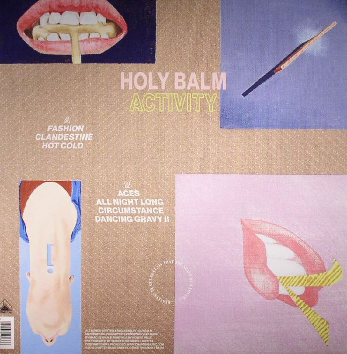 HOLY BALM - Activity