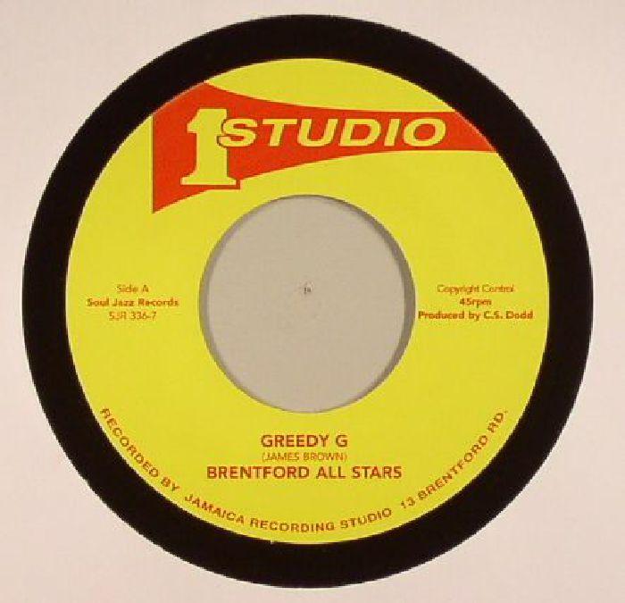 BRENTFORD ALL STARS/IM & THE SOUND DIMENSION - Greedy G