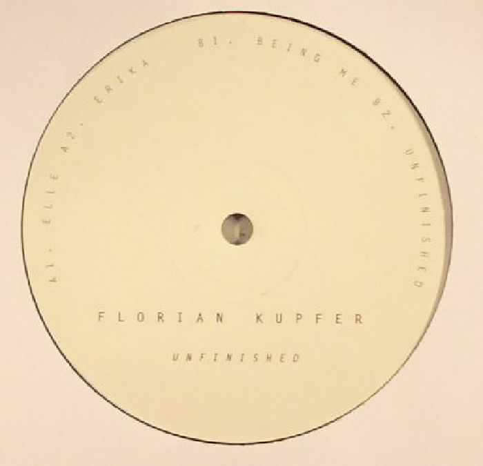 KUPFER, Florian - Unfinished