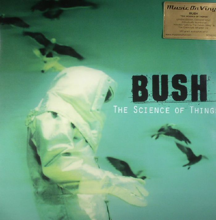 Bush The Science Of Things Remastered Vinyl At Juno Records
