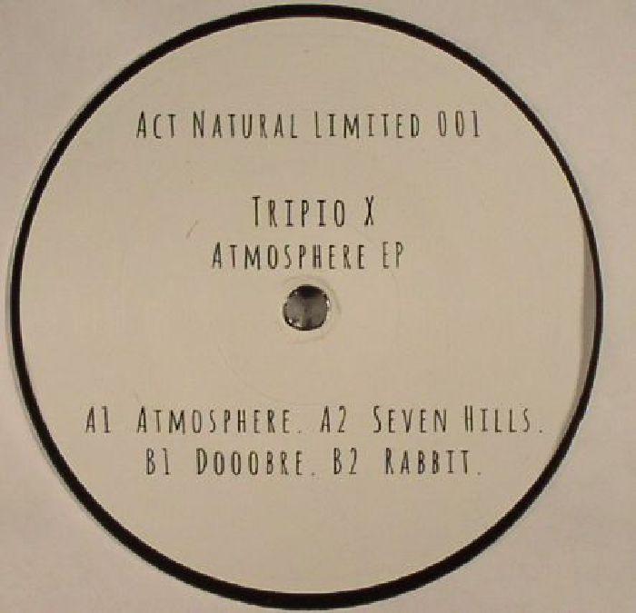 TRIPIO X - Atmosphere EP