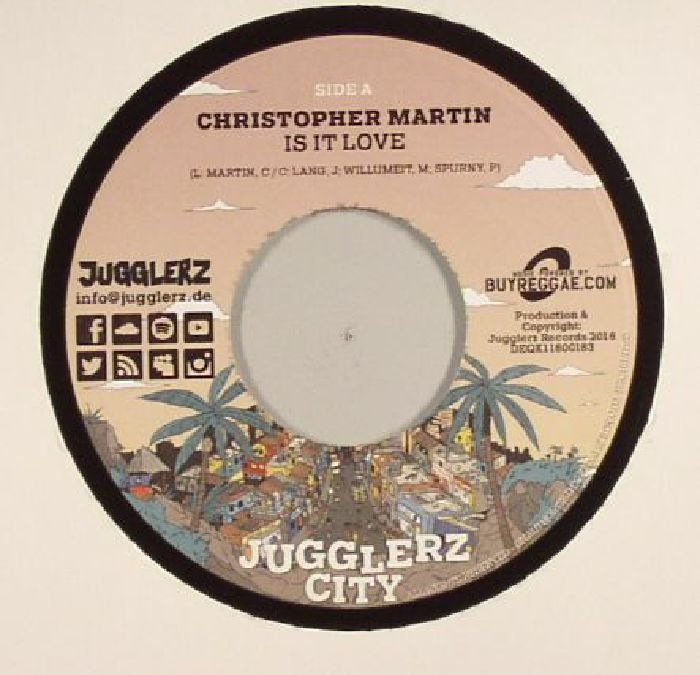 MARTIN, Christopher/BUGLE - Is It Love
