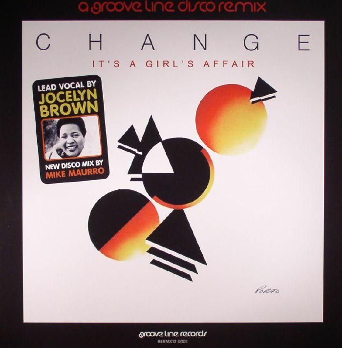 CHANGE - It's A Girl's Affair