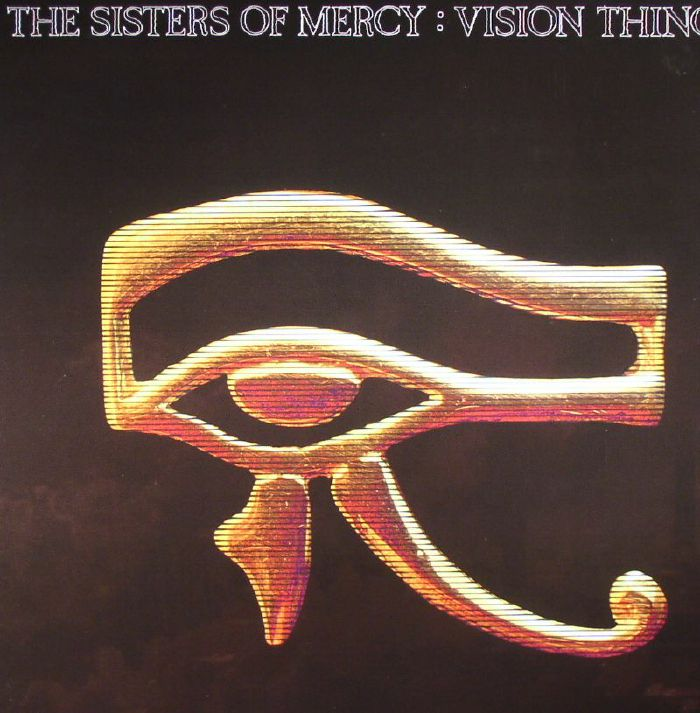 SISTERS OF MERCY, The - Vision Thing Vinyl Collection