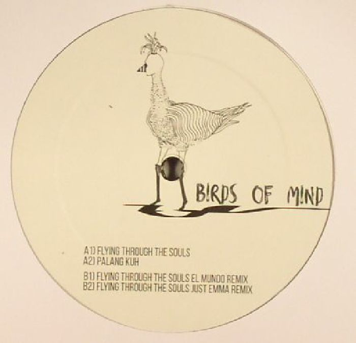 BIRDS OF MIND - Flying Through The Souls EP