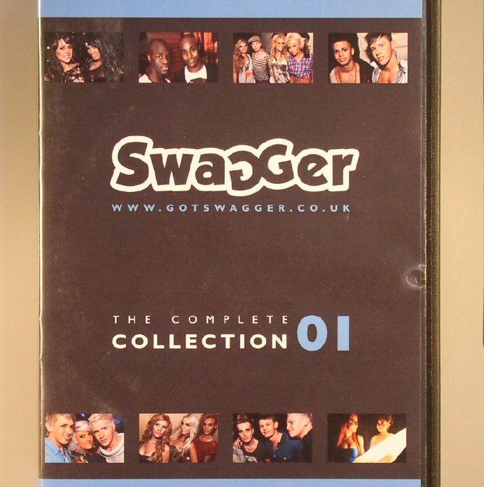 MARK LONGBOTTOM/RYAN JAMES/GRAHAM DIXON/JAMIE BURLEY/DANIEL JOHN/JONNY BEE/VARIOUS - Swagger: The Complete Collection 01