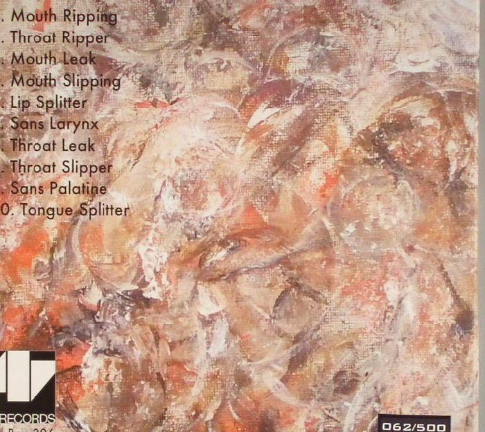 SUTCLIFFE JUGEND/JUNKO - Sans Palatine Uvula