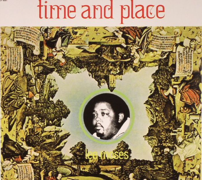 Lee Moses Time Amp Place Reissue Vinyl At Juno Records