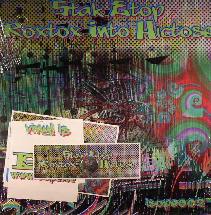 STAK ETOP/KNACKS STEHKOPF/0.5W/DEL.F64.0 - Roxtox Into Hictose