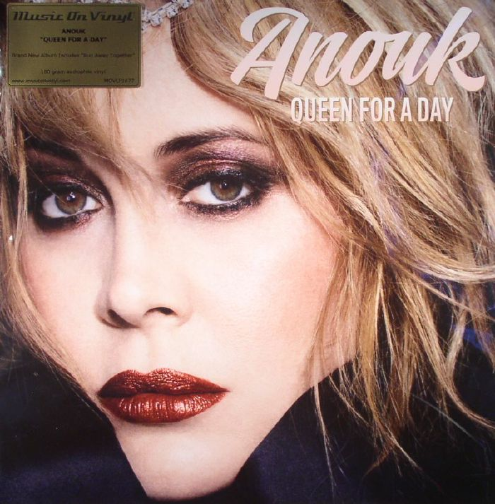 anouk queen for a day vinyl at juno records. Black Bedroom Furniture Sets. Home Design Ideas