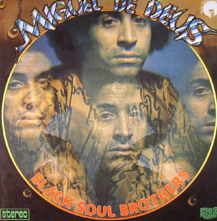 DE DEUS, Miguel - Black Soul Brothers