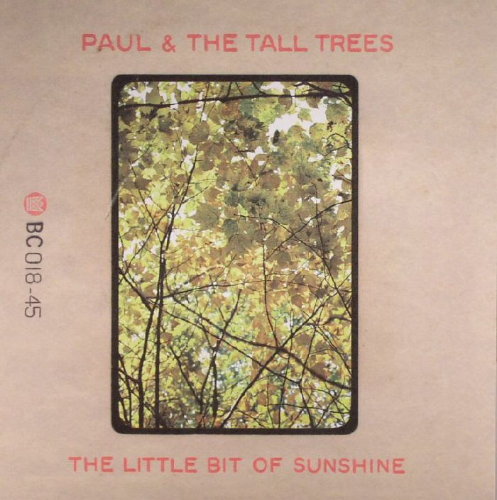 PAUL & THE TALL TREES - The Little Bit Of Sunshine