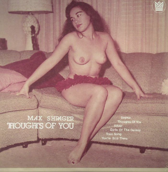 SHRAGER, Max - Thoughts Of You