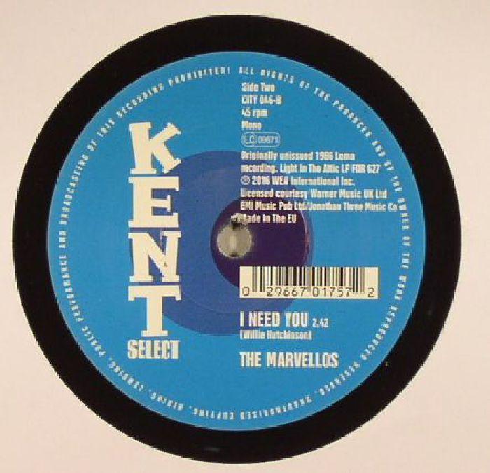 KING, Ben E/THE MARVELLOS - Gettin' To Me