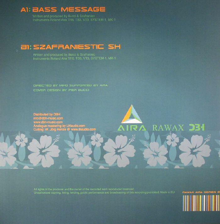 BUCCI, Pier/OSKAR SZAFRANIEC - Rawax Aira Series Vol 5