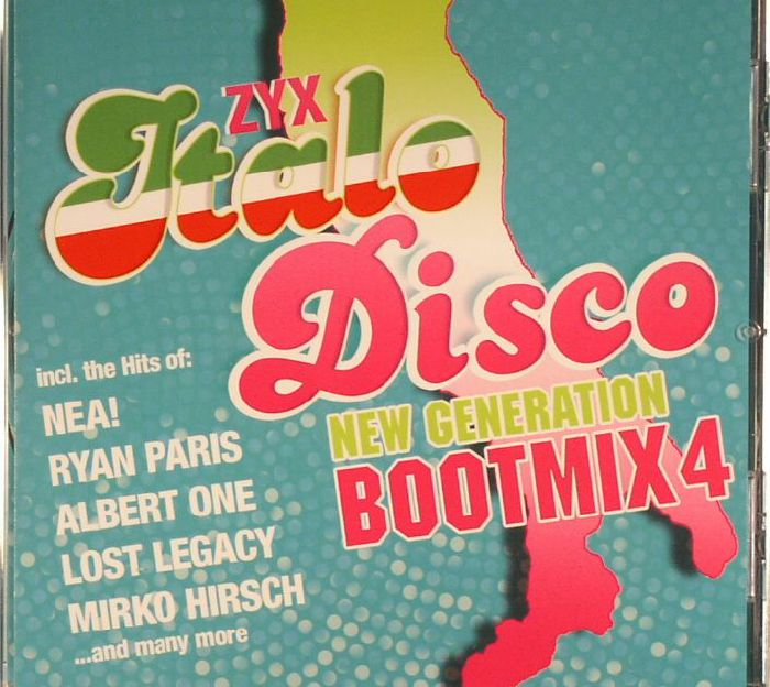VARIOUS - ZYX Italo Disco New Generation Bootmix 4