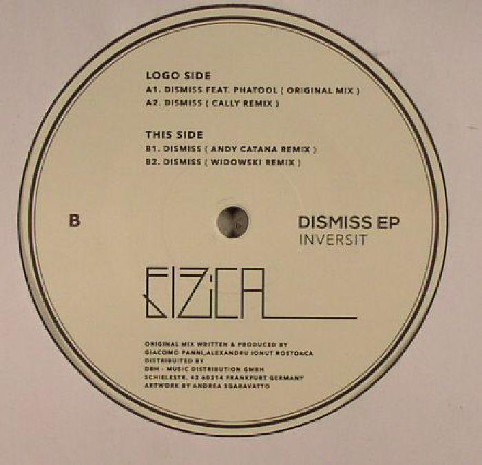 INVERSIT - Dismiss EP