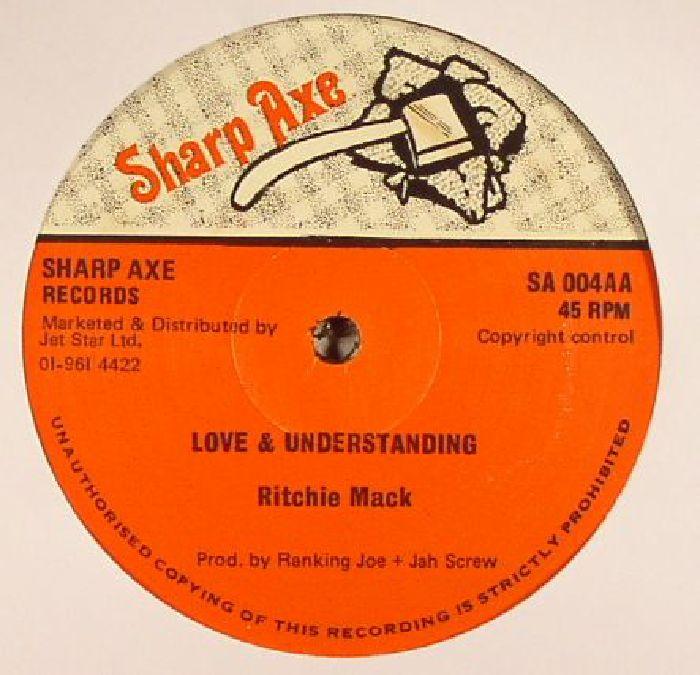 MACK, Ritchie - Love & Understanding (warehouse find: slight sleeve wear)