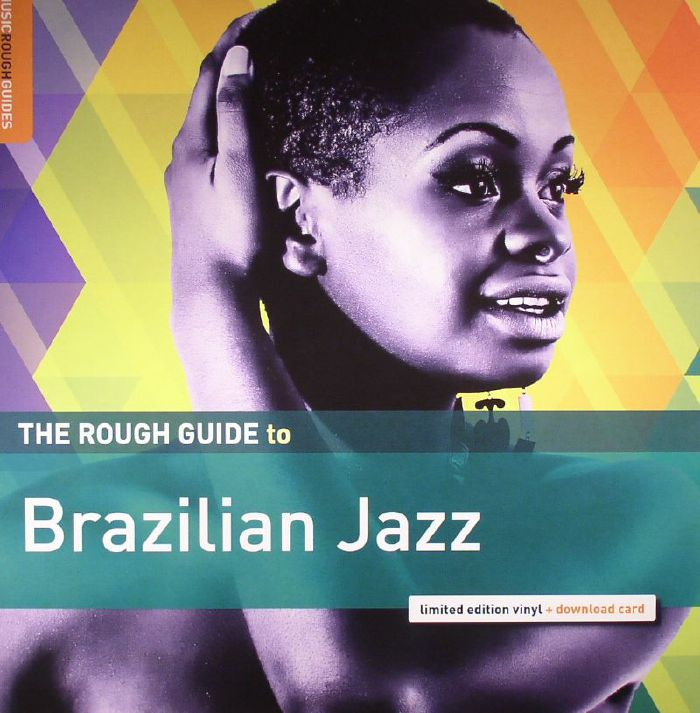 ARMSTRONG, John/VARIOUS - The Rough Guide To Brazilian Jazz
