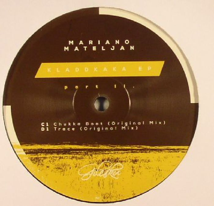 MATELJAN, Mariano - Kladdkaka EP: Part II