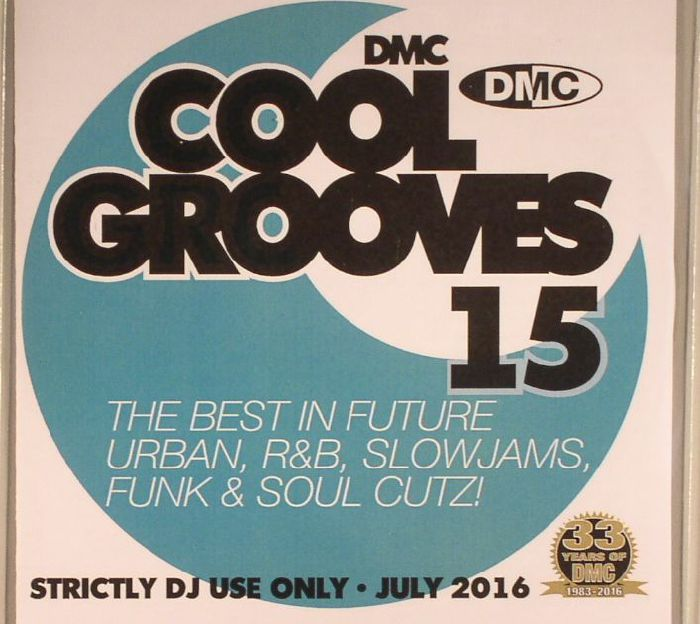 VARIOUS - Cool Grooves 15: The Best In Future Urban R&B Slowjams Funk & Soul Cutz! (Strictly DJ Only)
