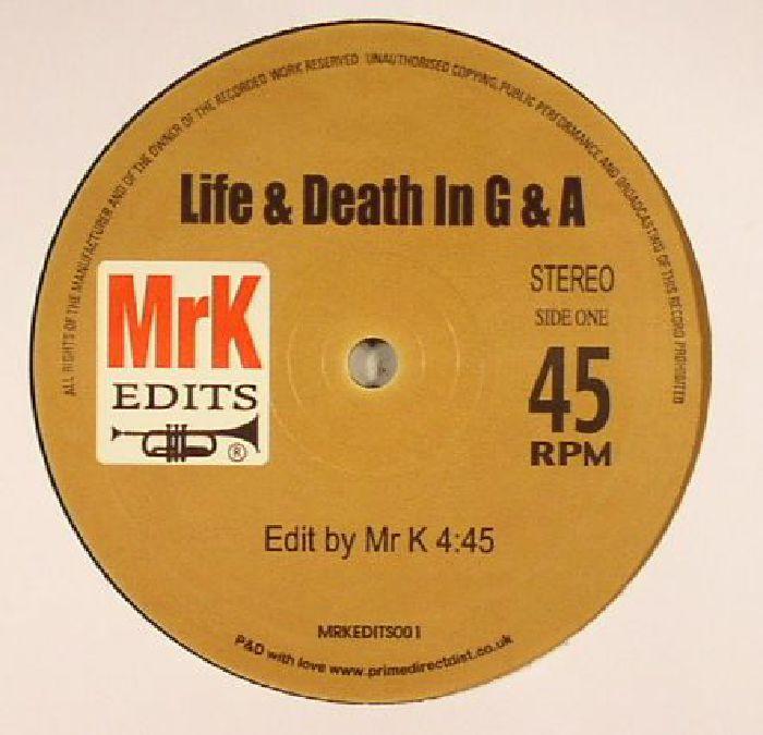 MR K - Mr K Edits Vol 1