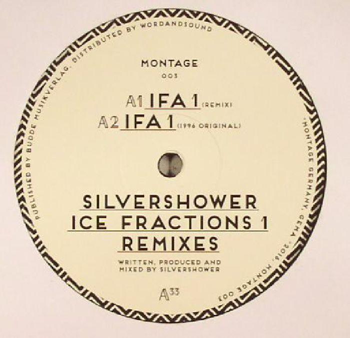 SILVERSHOWER - Ice Fractions 1 Remixes