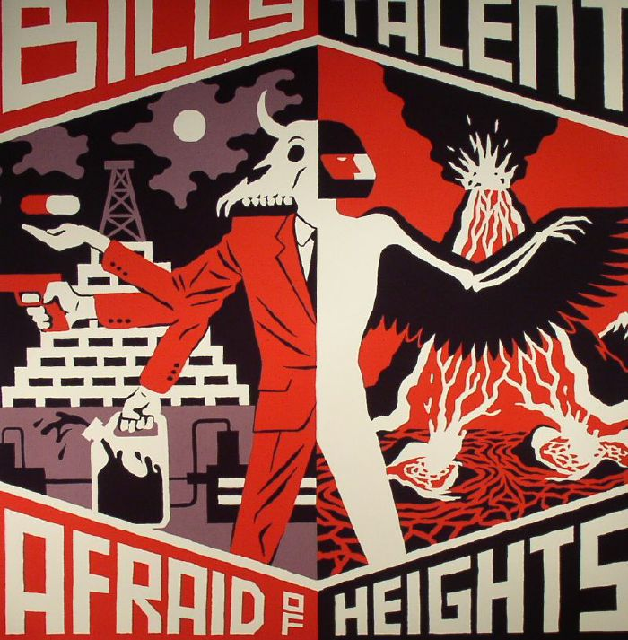 Billy Talent Afraid Of Heights Vinyl At Juno Records
