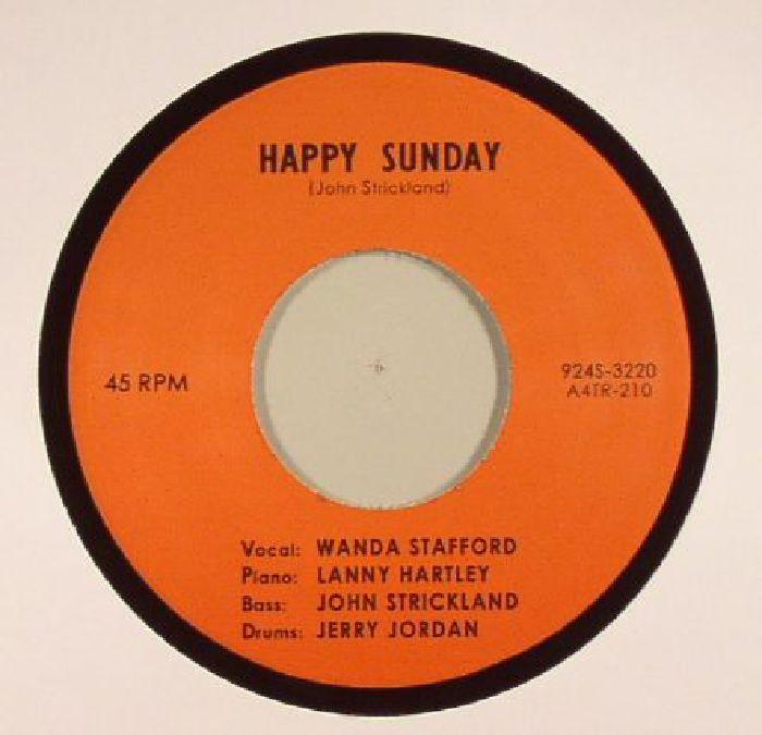 STAFFORD, Wanda - Happy Sunday