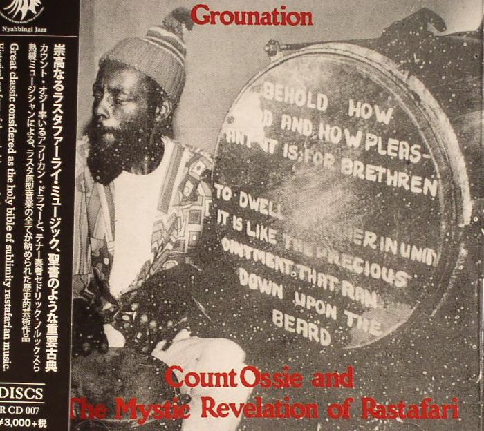 COUNT OSSIE/THE MYSTIC REVELATION OF RASTAFARI - Grounation