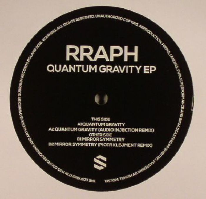 RRAPH - Quantum Gravity EP