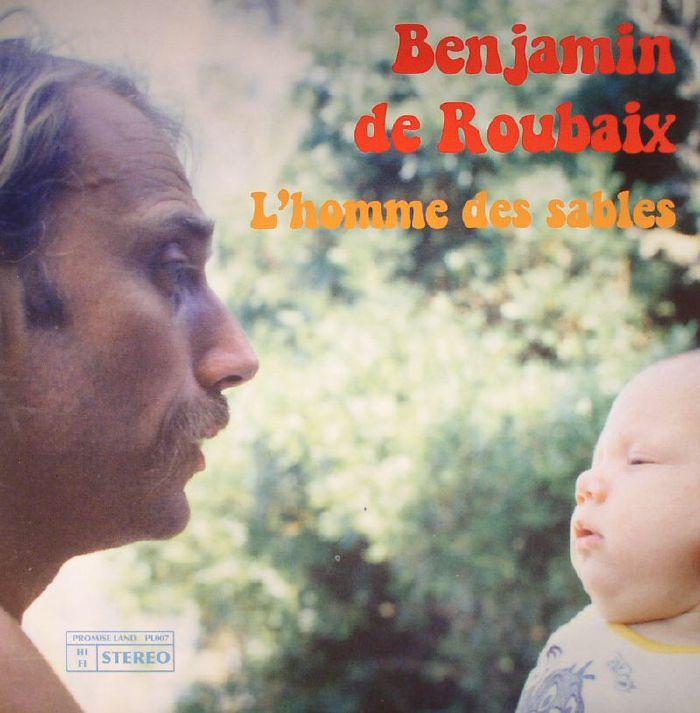 ROUBAIX, Benjamin De - L'Homme Des Sables