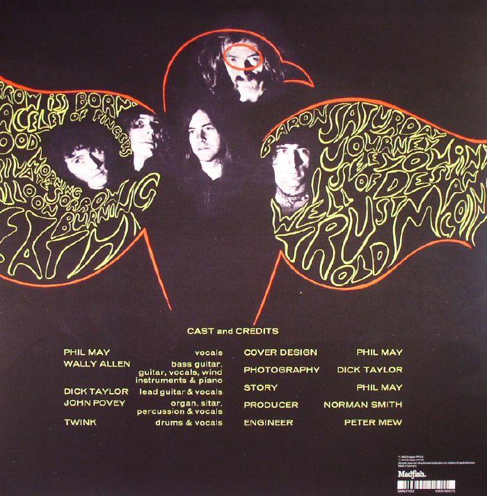The Pretty Things Sf Sorrow Vinyl At Juno Records