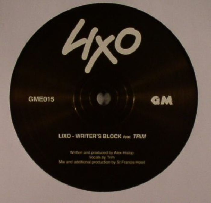 LIXO - Writer's Block