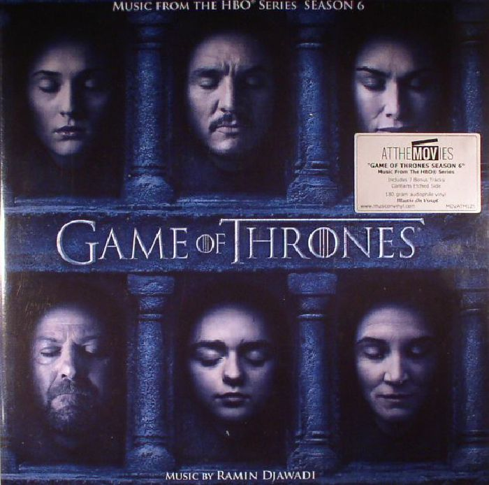DJAWADI, Ramin - Game Of Thrones Season 6 (Soundtrack)